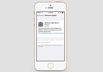 OS X El Capitan 10.11.5 Public Beta 3 dan iOS 9.3.2 Public Beta 3 Sudah Tersedia