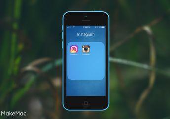 Cara Unik Kembalikan Logo Lama Instagram di iPhone