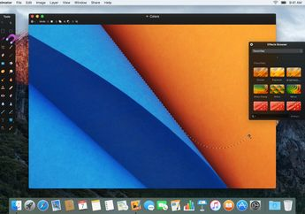 Pixelmator 3.5 for Mac: Mode Seleksi Baru dan Retouch Extension di Photos