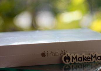 (SOLD) iPad Air 2 64GB Wifi + Cellular, Garansi Ekstra Panjang!