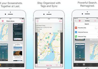 Screenshot++ Tambahkan Mode Pencarian Arsip dan 3D Touch