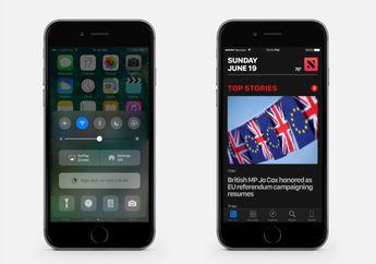 (Foto) Konsep Fitur Dark Mode Dambaan di iOS 10