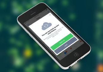 LINE Akhirnya Mendukung Backup ke iCloud dan Share Extension