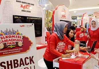 Telkomsel Diskon iPhone Hingga Rp 3 Juta di Ramadhan Fair 2016