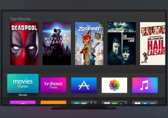 Apple Umumkan tvOS Versi Baru Dukung Single Sign-On, Remote App