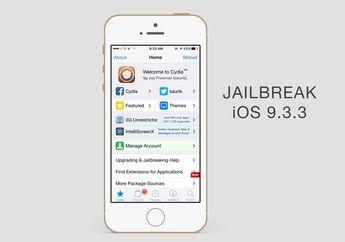 Apple Blokir Tools Jailbreak iOS 9.3.3 via Web