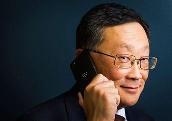 Bos BlackBerry kembali Sindir Apple Mengenai Enkripsi