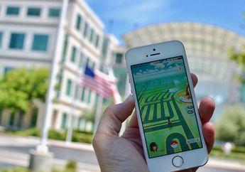 Apple Diprediksikan Raup $3 Milyar dari Pokémon Go