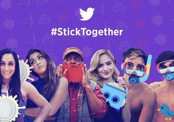 Fitur #Stickers di Twitter Resmi Tersedia untuk Semua Akun