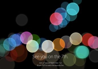 Cara Menonton Apple Event 7 September 2016