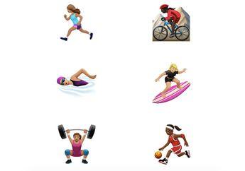 Apple Menambahkan 100+ Emoji dengan Tema Keberagaman Gender di iOS 10