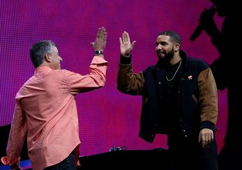 Drake Rilis Film Pendek Eksklusif di Apple Music
