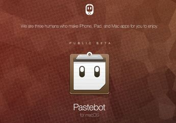 Developer Tweetbot Mengenalkan Pastebot for macOS