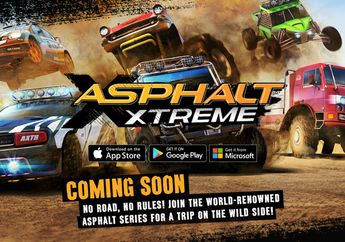 Bersiaplah, Gameloft Segera Merilis Asphalt Xtreme!