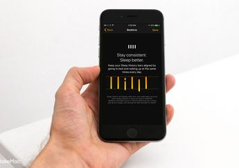 Cara Menggunakan Fitur Bedtime di App Clock iOS 10