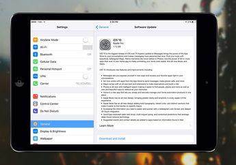 Apple Merilis iOS 10, macOS Sierra, watchOS 3 dan tvOS 10 Versi GM