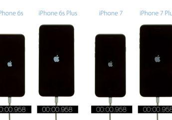 (Video) iPhone 6s Kalahkan iPhone 7 dalam Adu Cepat Booting