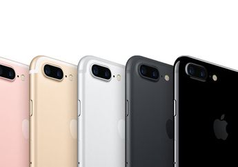 Apple Cetak Laba Paling Tinggi di Pasar Smartphone Global 2016
