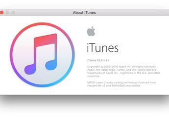Update iTunes 12.5.1: Tampilan Apple Music Baru, Siri, Mendukung iOS 10