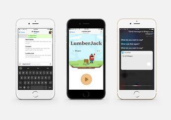 Menikmati Siri dan Main Games di Telegram Messenger Terbaru!