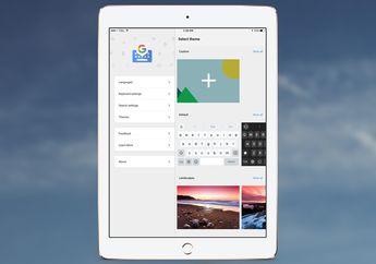 Update Gboard 1.2: Tema Baru, 3D Touch dan Mode Berbagi Kontak