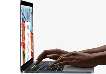 Cara Screenshot Touch Bar di MacBook Pro 2016
