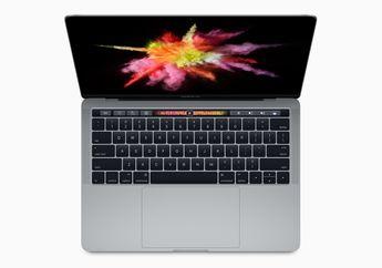 MacBook Pro 2016 Tanpa Touch Bar Kini Tersedia dalam Versi Refurbished