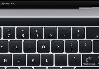 (Foto) Bocoran Tampilan Magic Toolbar MacBook Pro di macOS Sierra 10.12.1