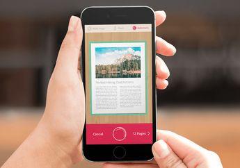 Update Scanbot 6: Tampilan Lebih Sederhana & Fitur PDF Editing