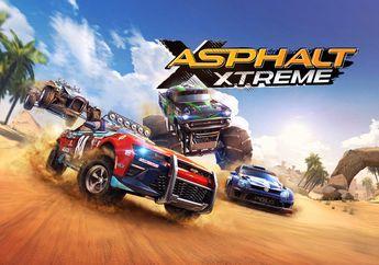 Review Asphalt Xtreme, Games Balapan Offroad Penuh Tantangan!