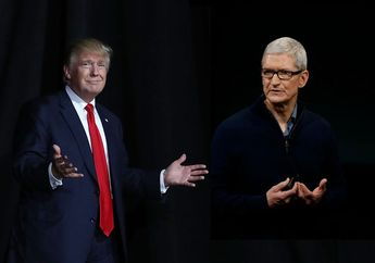 Bos Apple Siap Hadiri Pertemuan Dewan Teknologi AS Bentukan Donald Trump