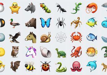 (Foto) Daftar Emoji Terbaru di iOS 10.2 Beta