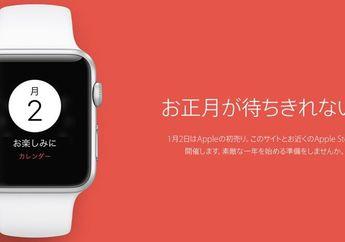 Program Apple Lucky Bags Bakal Kembali Hadir di Jepang 2 Januari 2017