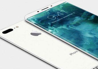 (Rumor) iPhone 8 Bakal Adopsi Layar OLED Melengkung dari Bahan Plastik