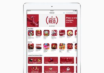 Apple Membuat Beragam Cara Donasi untuk Hari AIDS Sedunia