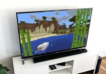 Minecraft: Apple TV Edition Resmi Dirilis