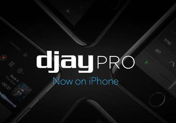 Aplikasi djay Pro Tersedia di iPhone dengan Dukungan 3D Touch dan Integrasi Spotify