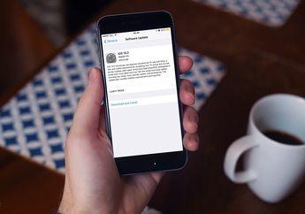 Update iOS 10.2 Sudah Tersedia untuk Pengguna Umum