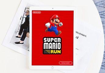 Selamat Nostalgia, Games Super Mario Run Resmi Rilis di App Store!