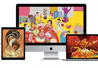 Apple Merayakan Imlek dengan Bagi-Bagi Wallpaper Eksklusif