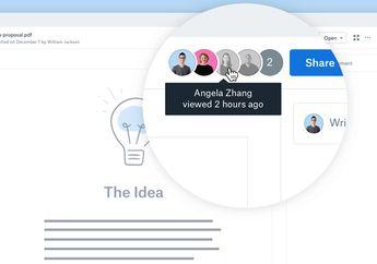 Dropbox Rilis Fitur Baru, Lebih Produktif Bersama Tim Kerja