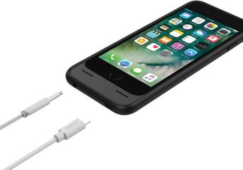 Incipio OX® Case, Case Tipis dengan Jack Headphone & Power Bank buat iPhone 7