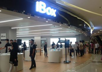 iBox APR Flagship Store Resmi Dibuka di Central Park Mall