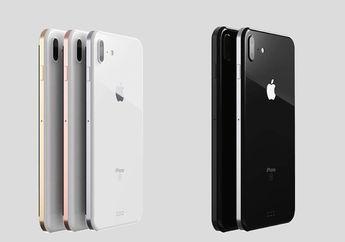 Nikkei Konfirmasi Kehadiran iPhone 8 dengan Layar OLED 5,8 Inci