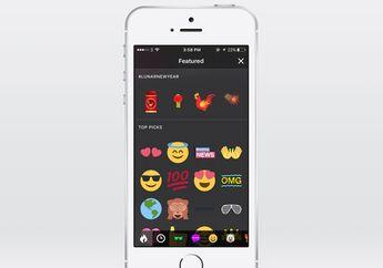 Twitter Merayakan #Imlek dengan Emoji dan Sticker Spesial