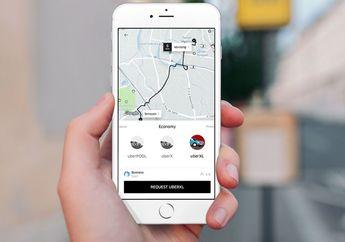 Uber Indonesia Tambahkan Pilihan UberXL dengan Kapasitas 6 Penumpang