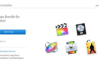 "Apple Hadirkan ""Pro Apps Bundle for Education"" Berisi Logic Pro X dan Final Cut Pro X"