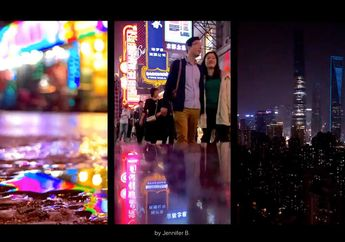 "(Video) Apple Rilis Iklan Baru Kampanye Shot on iPhone 7 Berjudul ""One Night"""