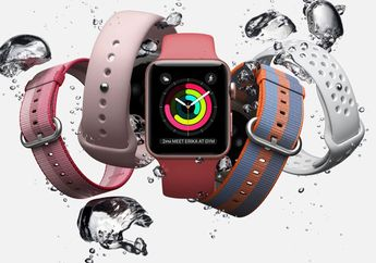 Apple Umumkan Koleksi Baru Gelang Musim Semi 2017 buat Apple Watch