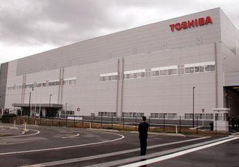 Apple Sepakat dengan Bain Capital Beli Unit Bisnis Chip Memori Toshiba